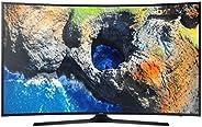 Samsung UN49MU6300FXZX - Smart TV Curvo, Ultra HD 4K, 3.840 × 2.160 píxeles, 49&
