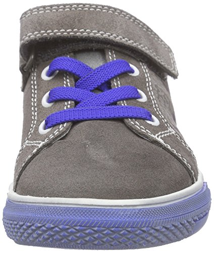 Richter KinderschuheMose - Zapatillas Niños Gris - Grau (pebble/rock/cobalt  6611)