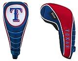 Texas Rangers Shaft Gripper Driver Headcover