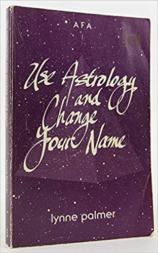 Buy Use Astrology and Change Your Name Book Online at Low