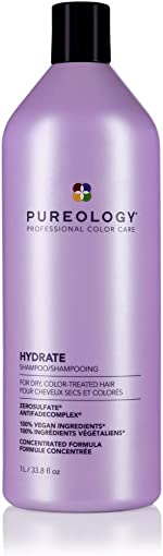 Pureology Hydrate Moisturizing Shampoo   for Medium to Thick Dry, Color