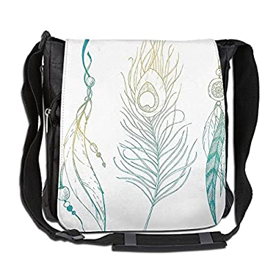 bfd4b9a40152 Lovebbag Aesthetic First Nations Feather And Peacock Tail ...