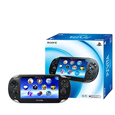 PlayStation Vita from Sony Computer Entertainment