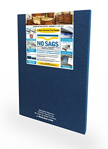 No Sags Sagging Mattress Support - Bed Helper (Standard)