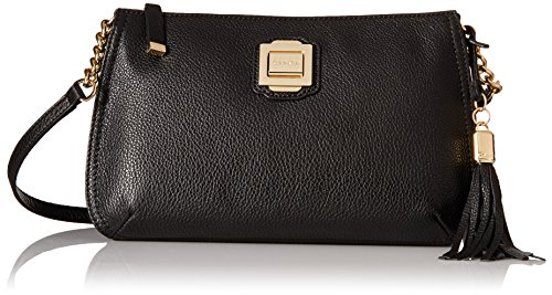 Black Gold Elana Calvin Klein Crossbody Pebble p4Ypvqw