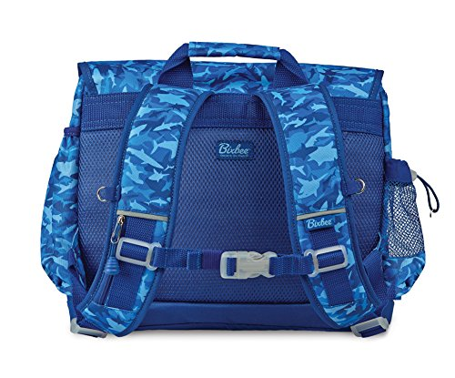 Large Blue Camo - 1