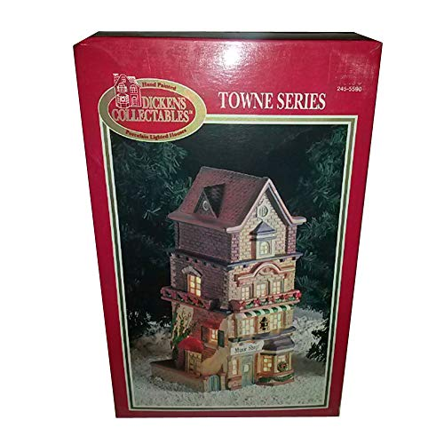 Towne Center - Dickens Collectables Towne Series
