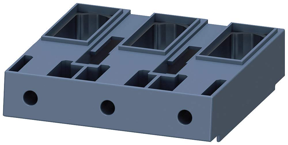 Up to 120mm Siemens 3RT19 56-4G Box Terminal Block For Soft Starter Size S6 3RT19564G Round and Flat Wire