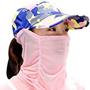 Summer Quick Drying Wide Brim Sun Hat Anti UV Sun Protection Hat Face Cover Shield Outdoor Cycling Hiking Fish