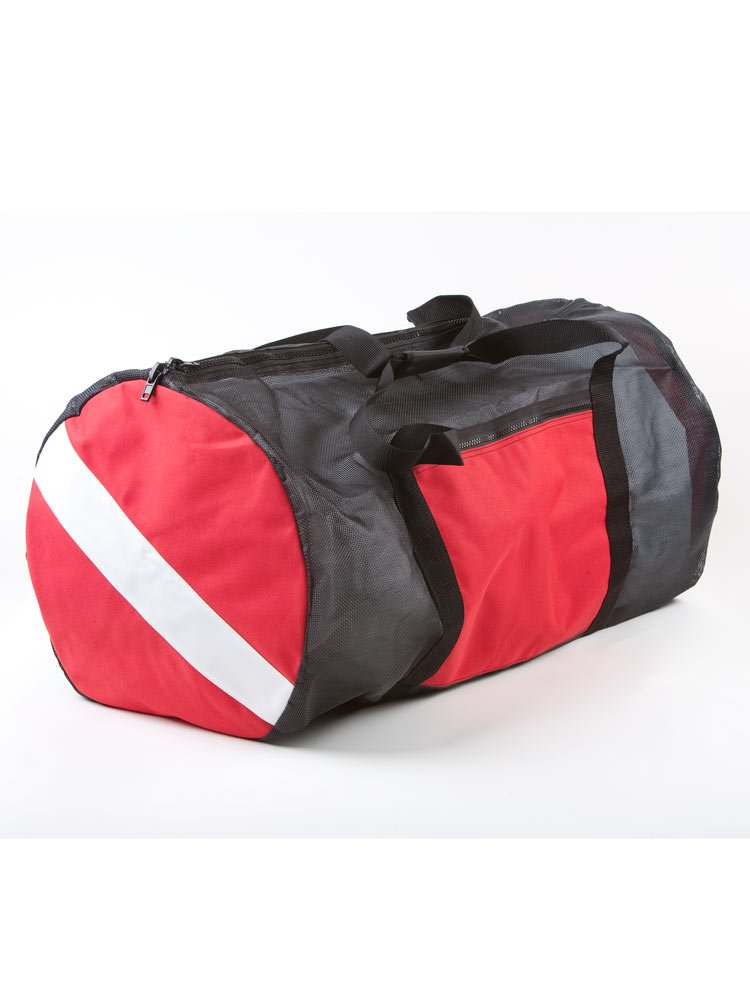Rock N Sports Convertible mesh backpack/duffel bag Dive flag