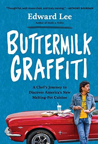 Heritage Pantry - Buttermilk Graffiti: A Chef's Journey to Discover America's New Melting-Pot Cuisine