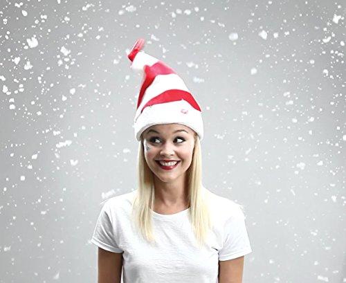 para Christmas de Shop Stripes hombre punto Gorro yPqSOPvF1