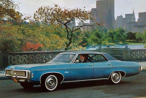 1969 Chevrolet Impala Hardtop Sedan Factory (Impala Hardtop)