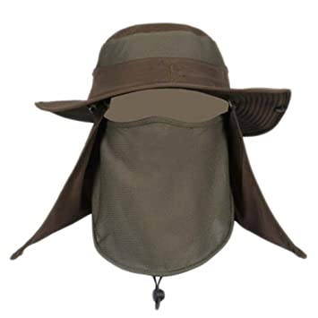 Sombrero con estilo de protección solar vaquero al aire libre Pesca / Escalada / Náutica Hat
