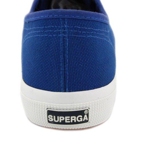 Superga 2750cotu Classic s000010, unisex–Adultos Azul