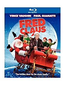 Fred Claus Blu-ray from Warner Home Video