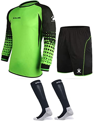 Goalkeeper Shirt Uniform Bundle - Includes Jersey fbfd71f2e