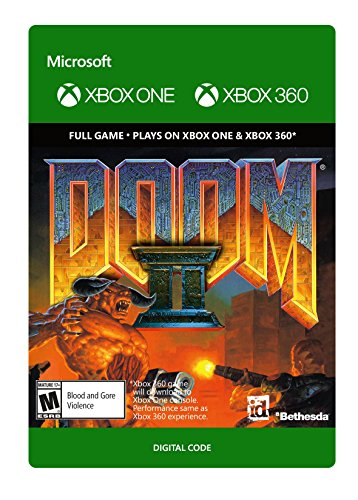 Doom II - Xbox One [Digital Code]