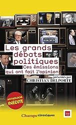 Les grands débats politiques : Ces émissions qui ont fait l'opinion