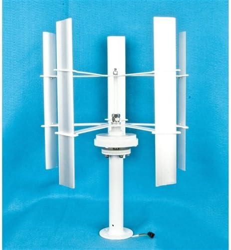 ALEKO wgv75 50 W Nom 75 W Max Vertical de 24 V turbina de viento ...