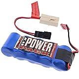 Traxxas Revo 3.3 3036 NiMH 1200mAh 6V 5-C RX POWER PACK BATTERY