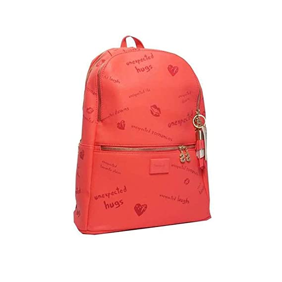 Desigual 18saxpht7062 Backpack Bols Tell Me Milan Amazon Co Uk
