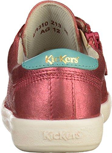 Kickers 30 611310 Fuchsia Filles Baskets x1wFxqa