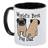 Best Pug Dads - CafePress - World's Best Pug Dad Mug Review
