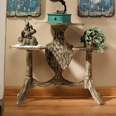 Design Toscano Marcelle Tiered Accent Table