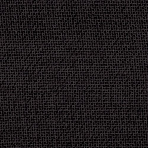 Black Burlap Fabric - 60'' Wide, 11oz, 35 Yard Roll