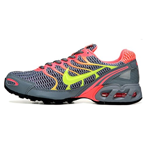 Nike Air Max Torch 4 Scarpe Da Corsa Grigio Freddo / Volt-hyper Punch-nero