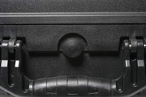 Case Club Pre-Cut Waterproof Bullpup Rifle Case with Accessory Box & Silica Gel to Help Prevent Rust (Gen 2)