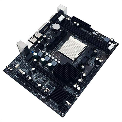 Oshide Desktop Motherboard - DDR2 Supports AM2+AM3 Processors Desktop Computer for Home Full Range