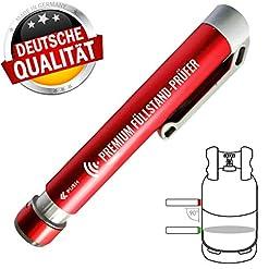 cago premium gasfüllstandsanzeige gasflasche gasstand für gasflaschen-füllstandsmesser anzeige gas-füllstandsanzeiger indikator prüfer