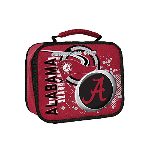 - The Northwest Company NCAA University of Alabama Unisex Accelerator Lunch Kit Accelerator Lunch Kit, Red, One Size