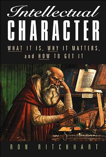 Download Intellectual Character (text only) by R. Ritchhart PDF