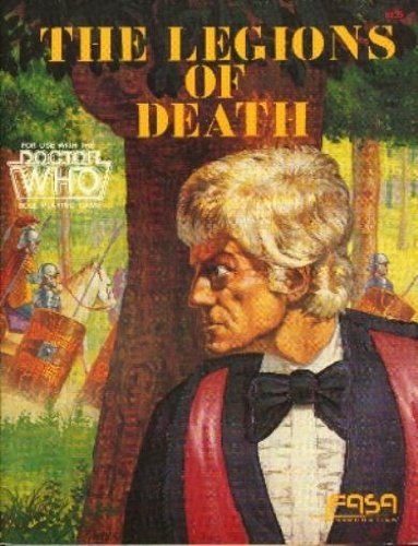 Legions of Death (Doctor Who roleplaying game)