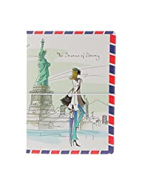 Fashionable Colorful Passport Holder Case Cover Travel Wallet Protector #6