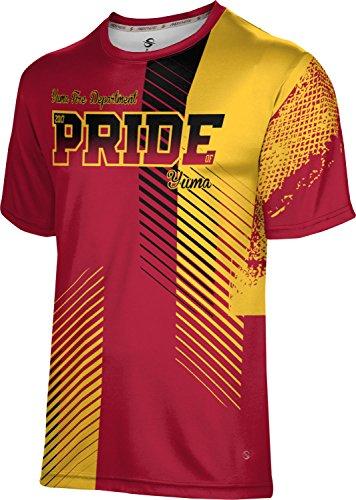 ProSphere Men's Yuma Fire Department Hustle Shirt (Apparel) - Az Yuma In Shopping