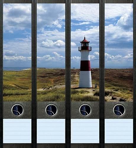 File Art AJ007 Design Etiketten Ordnerrückenschilder