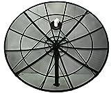 350cm (12ft) C/Ku Band Prime Focus Mesh Satellite