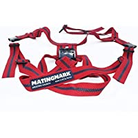 MATINGMARK Deluxe Breeding Harness for Sheep & Goats by Rurtec, Made in NZ - Extra Large Size (Crayon Sold Separately)