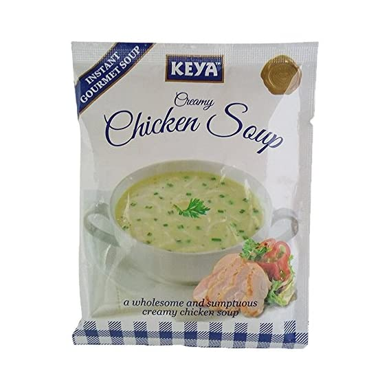 Keya Chicken Soup, 12g Pack
