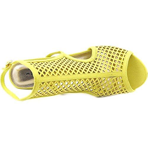 Madden muchacha Regalll vestido de la sandalia Yellow