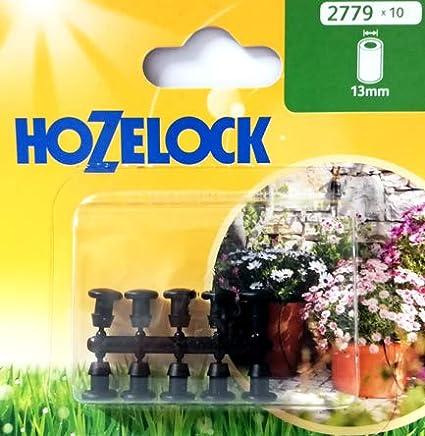Tapón de cierre de 13 mm HOZELOCK riego jardín jardín exterior: Amazon.es: Jardín