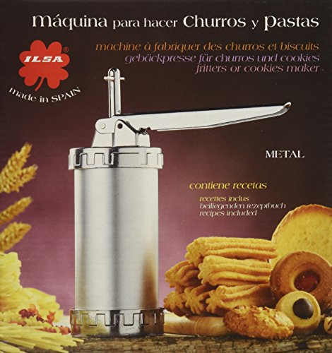 Hot Paella Churro Maker with Aluminum Body (Churros Machine)