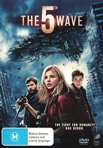 The 5th Wave DVD - 2