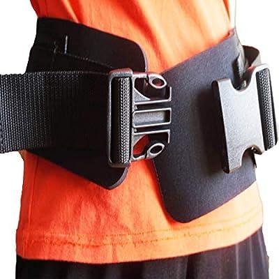 Pmsanzay Premium Stationary - Cinturón elástico de entrenamiento ...
