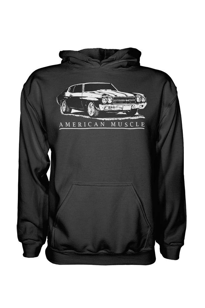 1970 Chevrolet Chevelle Ss American Muscle Car Shirts