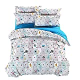 4pcs Bedding Sets Duvet Cover BedSheet Pillowcase2 Healthier For Skin Reactive Printing Twin Full Queen King Abstract Designs (Queen, Poker)